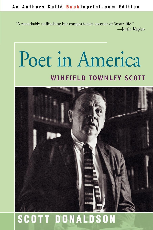 Scott Donaldson Poet in America. Winfield Townley Scott ryan winfield jane i meloodia