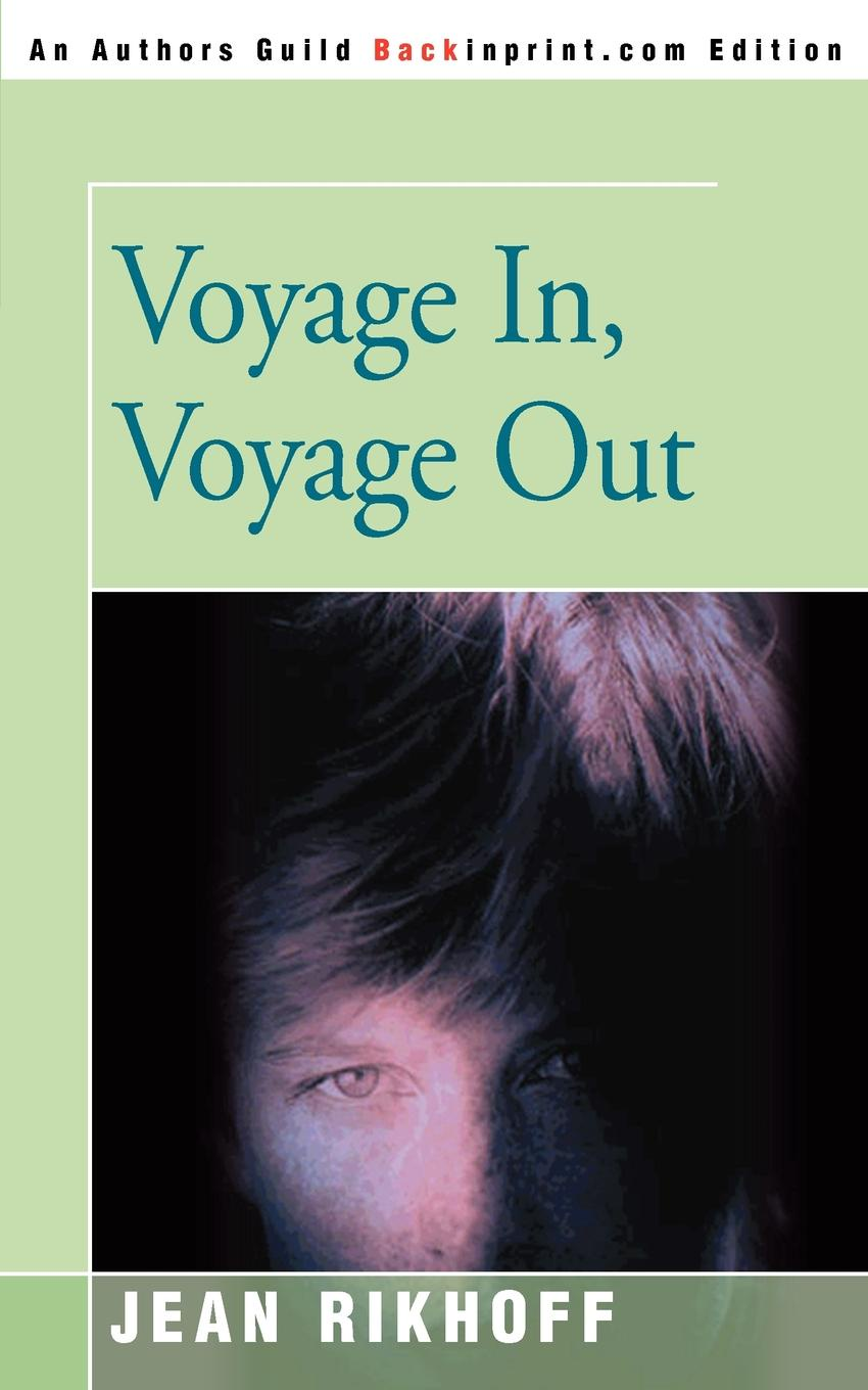 Jean Rikhoff Voyage In, Voyage Out блуза voyage
