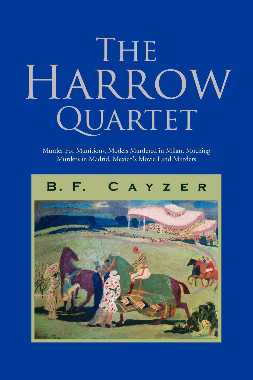 Beatrice Fairbanks Cayzer The Harrow Quartet