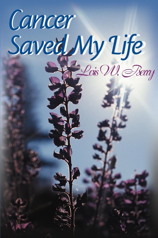 Lois W. Berry Cancer Saved My Life лонгслив printio you saved my life
