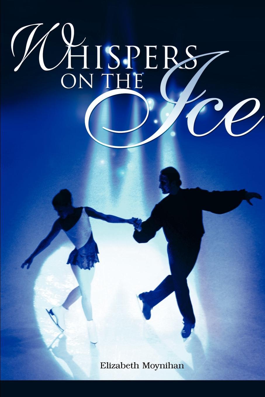 Elizabeth B. Moynihan Whispers on the Ice metal on ice