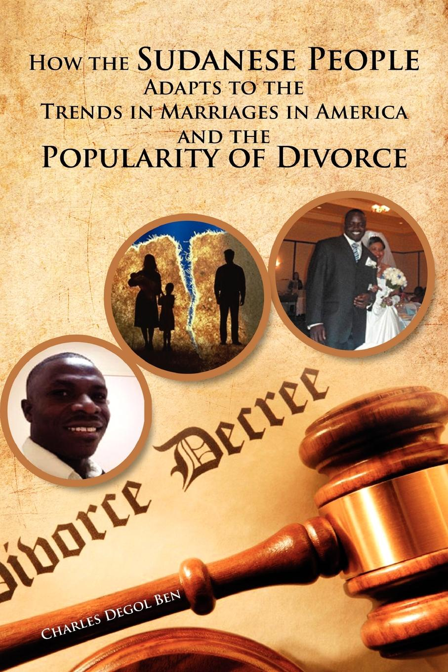 лучшая цена Charles Degol How the Sudanese People Adapt To The Trends In Marriages In America And The Popularity Of Divorce