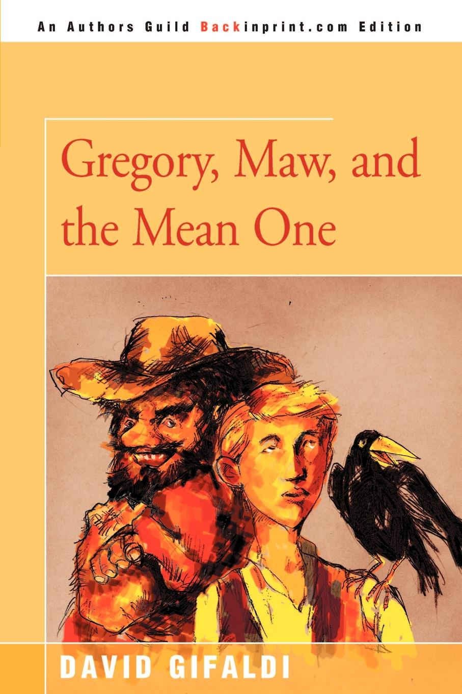 David Gifaldi Gregory, Maw, and the Mean One