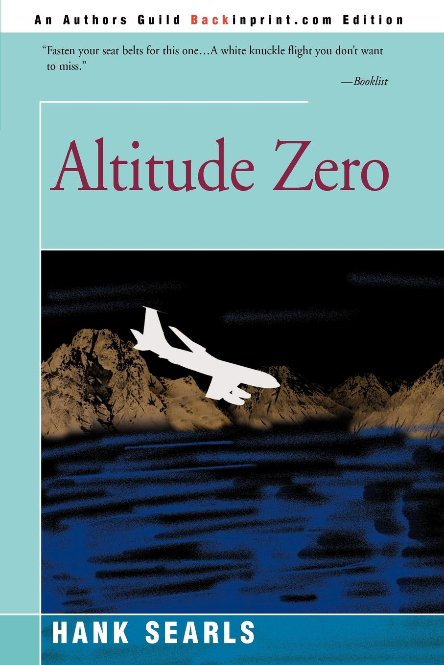 Hank Searls Altitude Zero