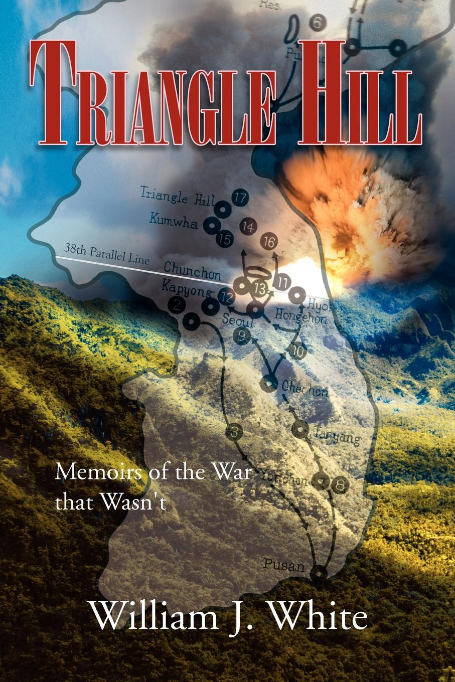 William J. White Triangle Hill. Memoirs of the War That Wasn't genaro j perez the memoirs of john conde