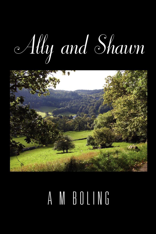 A. M. Boling Ally and Shawn недорго, оригинальная цена
