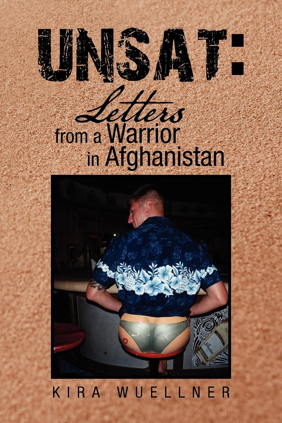 Kira Wuellner Unsat. Letters from a Warrior in Afghanistan exclaim серьги 036sg2720e