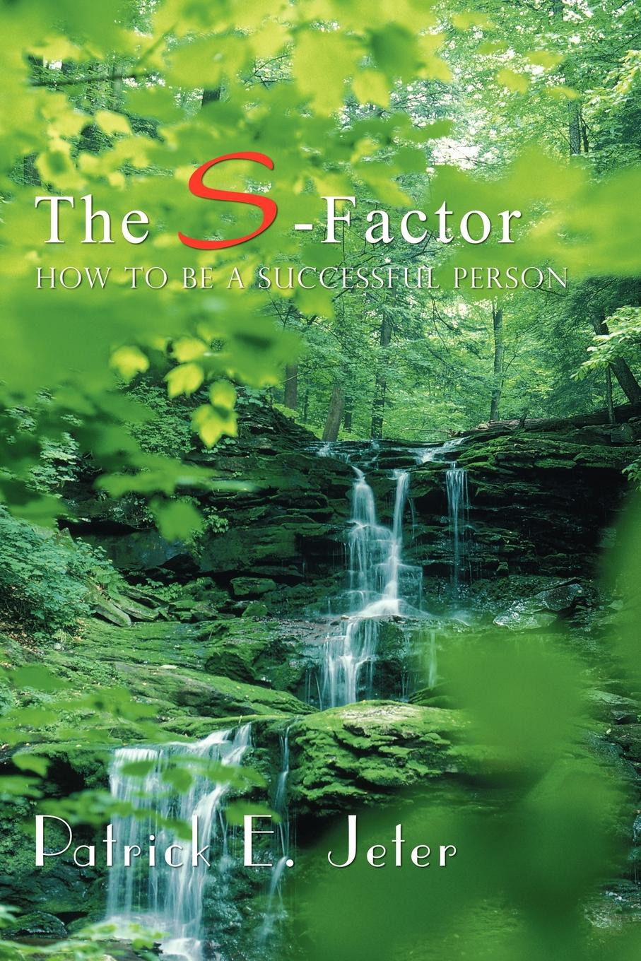 Patrick E. Jeter The S-Factor. How To Be A Successful Person patrick e jeter the s factor how to be a successful person