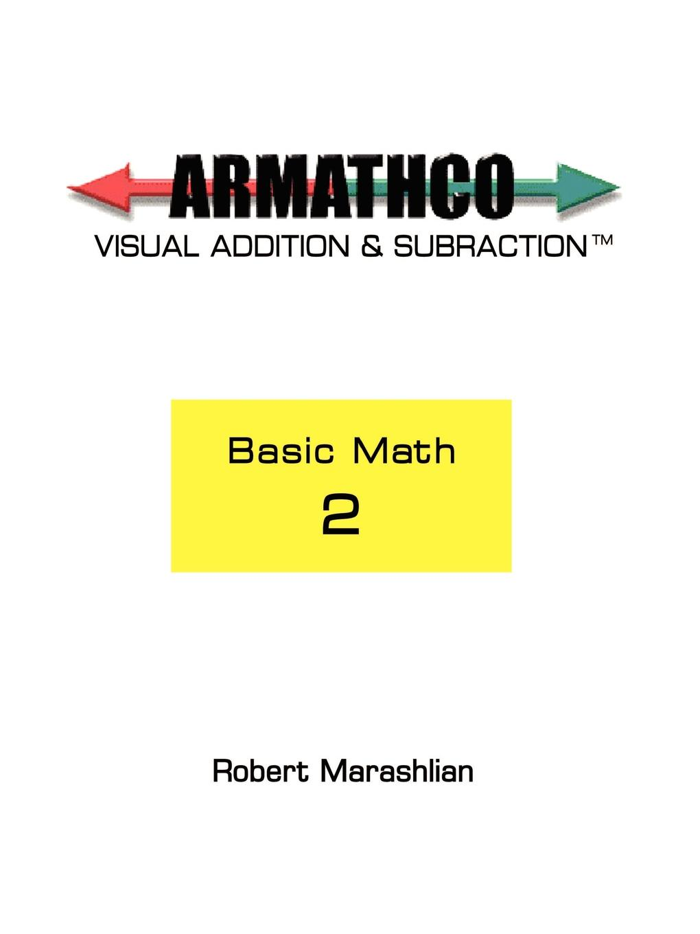 Robert Marashlian Armathco. Basic Math 2