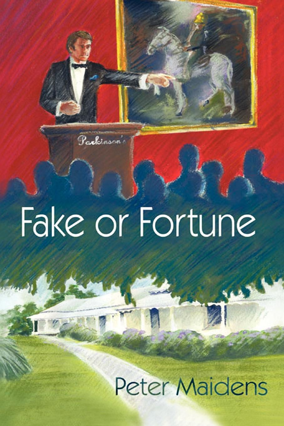Peter Maidens Fake or Fortune