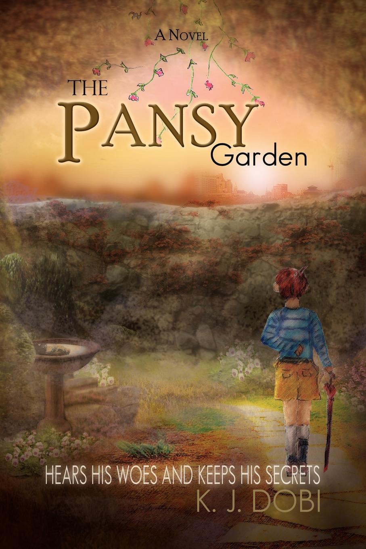 J. Dobi K. Dobi, The Pansy Garden