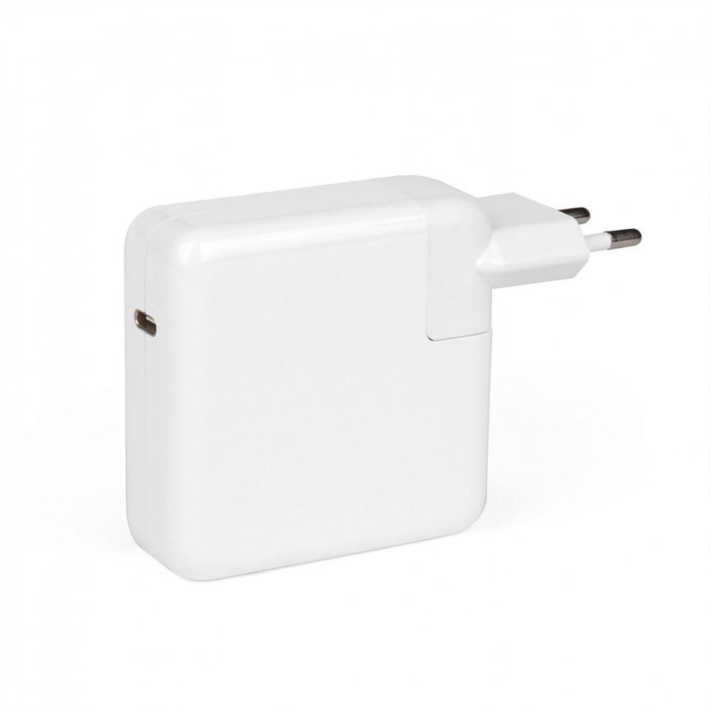 Зарядное устройство TopON Универсальный блок питания 87W c портом USB-C, Power Delivery 3.0, Quick Charge 3.0. PN: MNF82Z-A, Белый, белый fashion 360 rotating case for ipad pro 12 9 inch litchi leather stand back cover apple fundas
