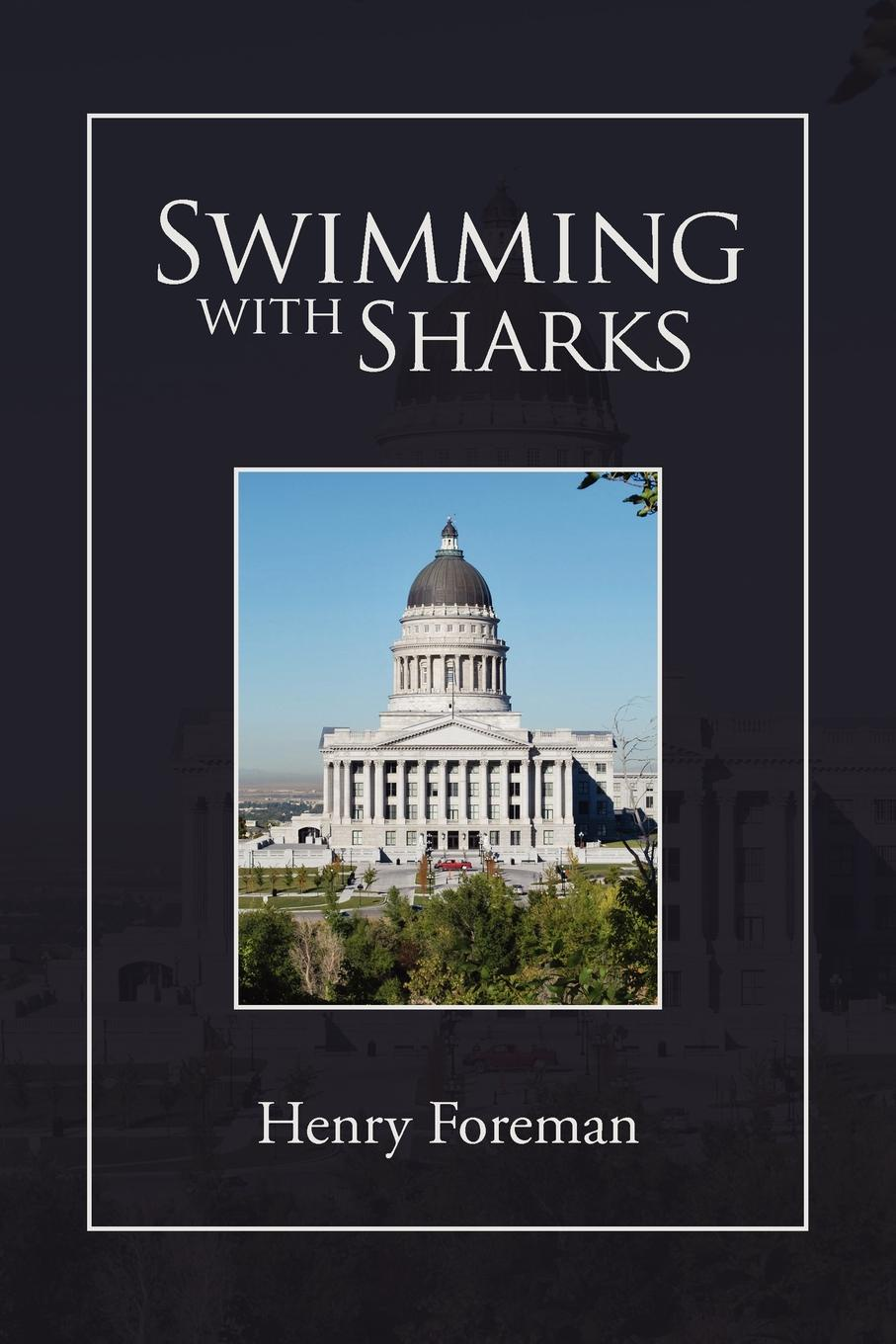 Henry Foreman Swimming with Sharks