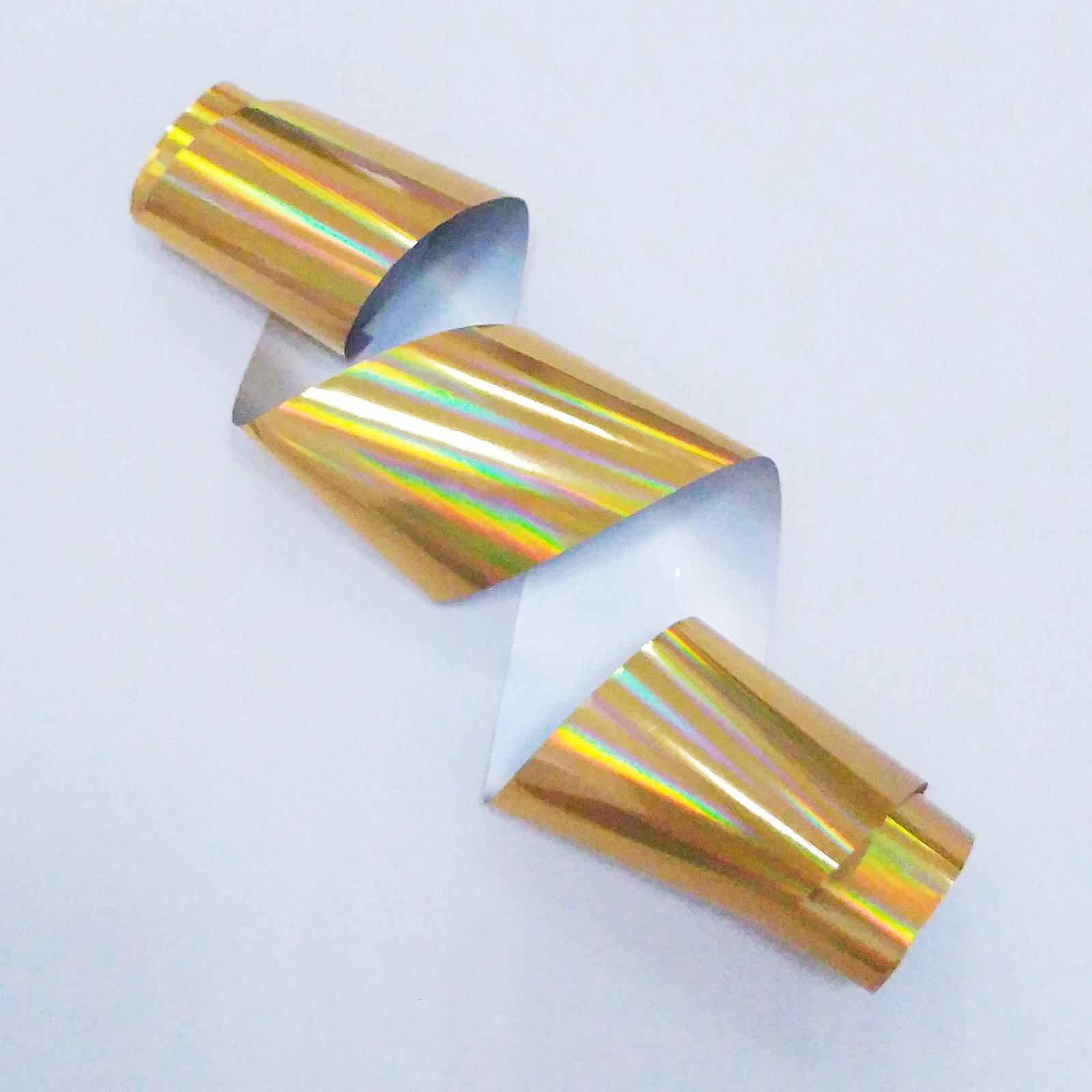 Наклейки для ногтей De.Lux F01