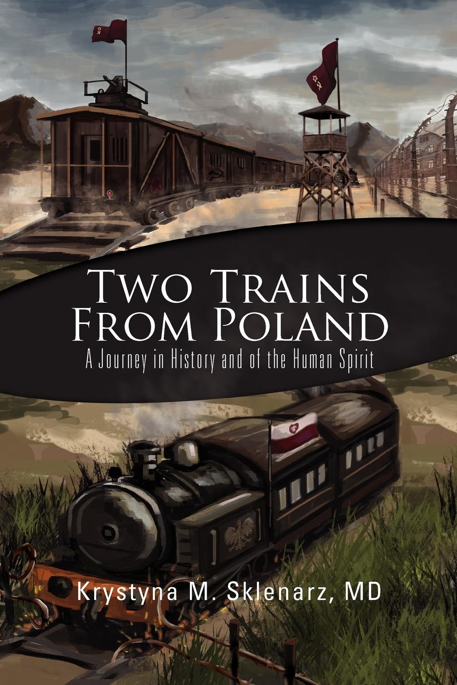 Krystyna M. MD Sklenarz Two Trains from Poland world music from poland