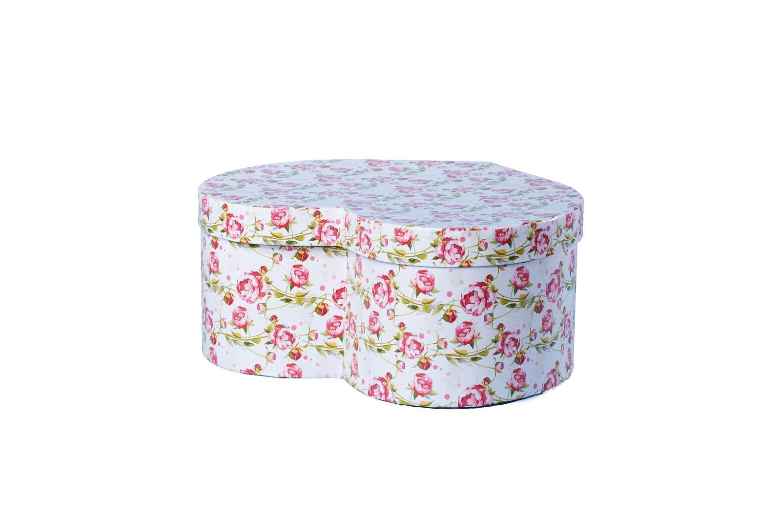 Подарочная упаковка paparforhappy Подарочная коробка, белый подарочная коробка ароматные пионы