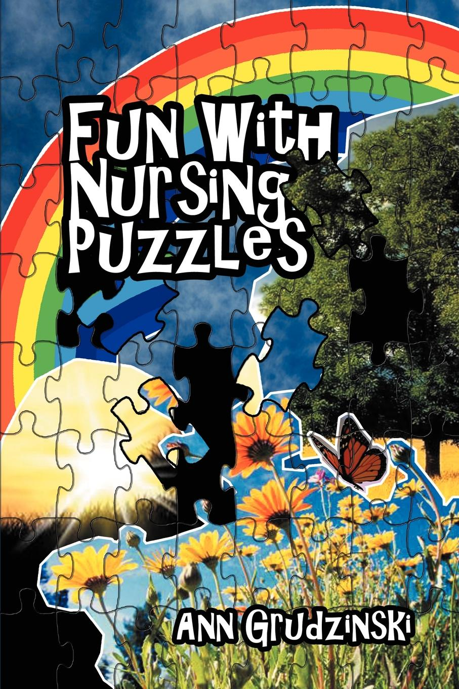 Ann Grudzinski Fun with Nursing Puzzles паззл vintage puzzles