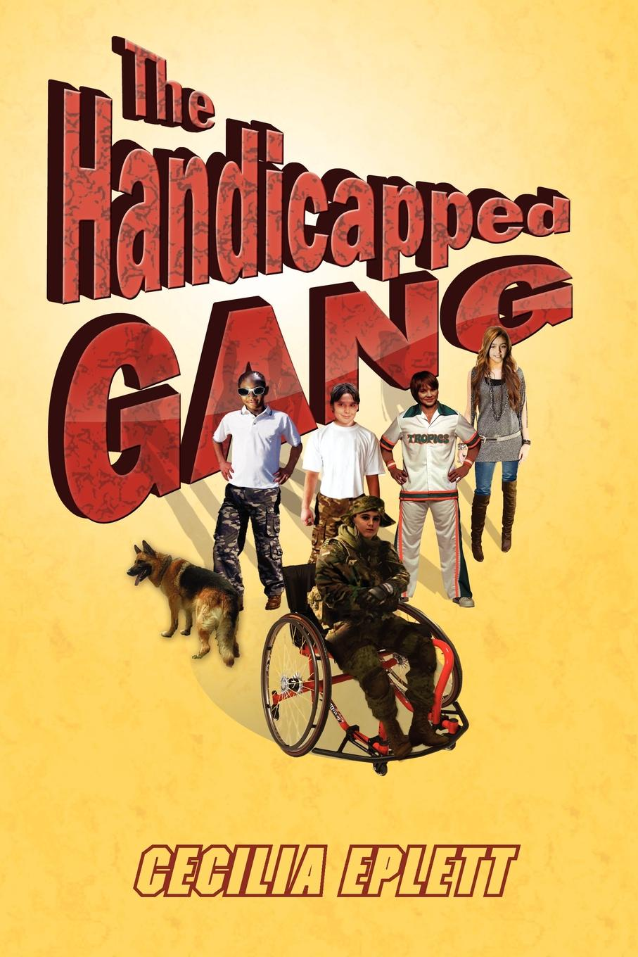 Cecilia Eplett The Handicapped Gang the magic gang the magic gang the magic gang