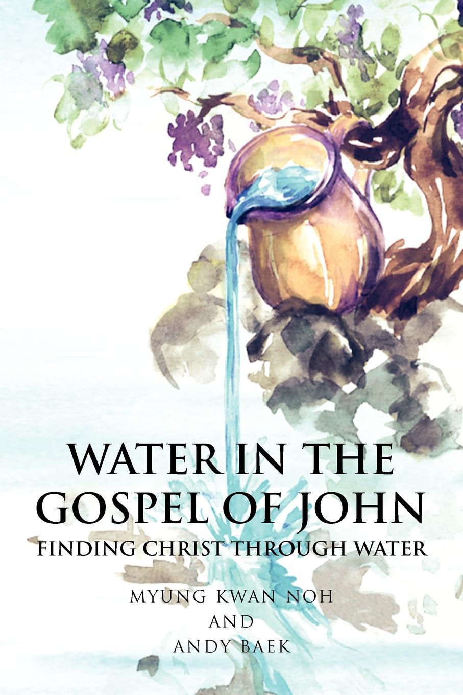 Andy Baek Water in the Gospel of John. Finding Christ Through Water stella cipres gospel of john