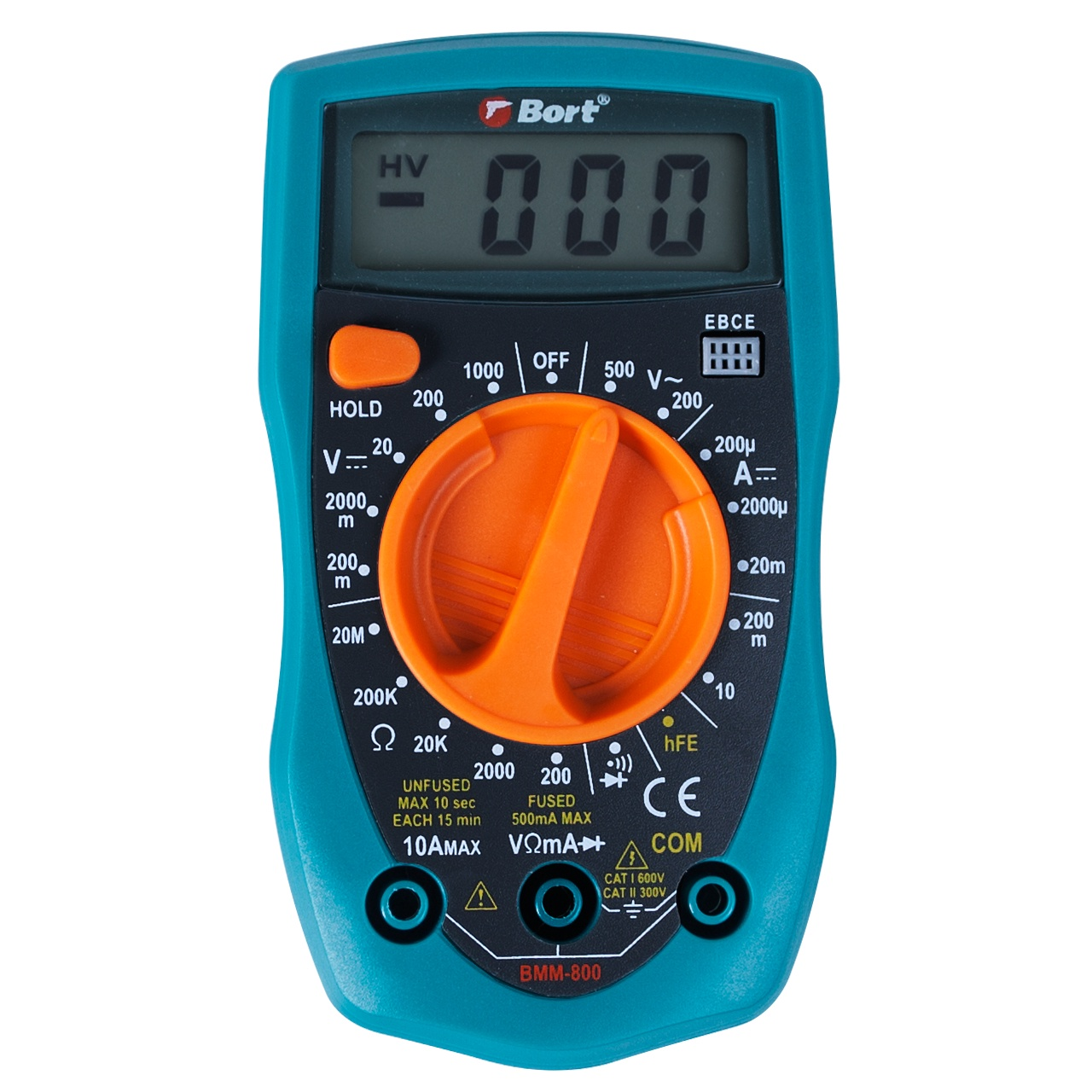 Тестер Bort BMM-800
