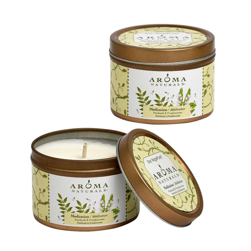 Свеча ароматизированная Aroma Naturals AR02341 крем amazing aroma naturals