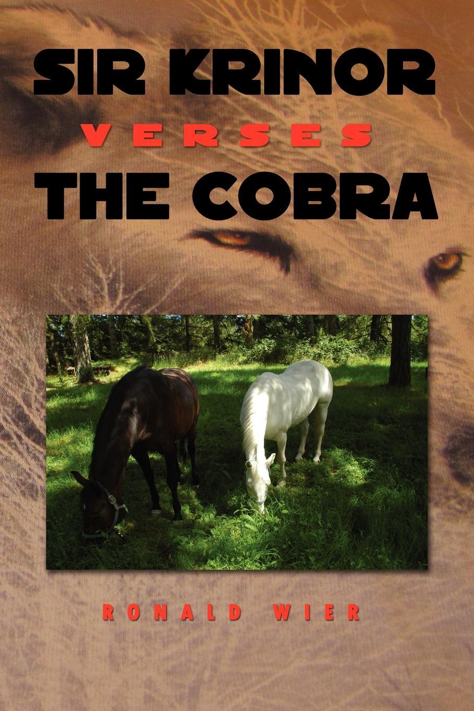 Ronald Wier Sir Krinor Verses the Cobra forsyth frederick the cobra