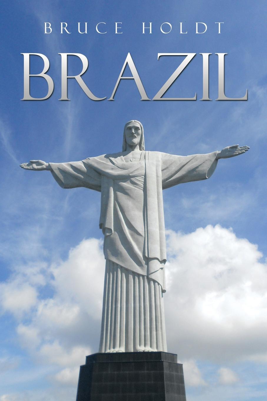 Bruce Holdt Brazil novelty round neck brazil flag print asymmetrical dress for women