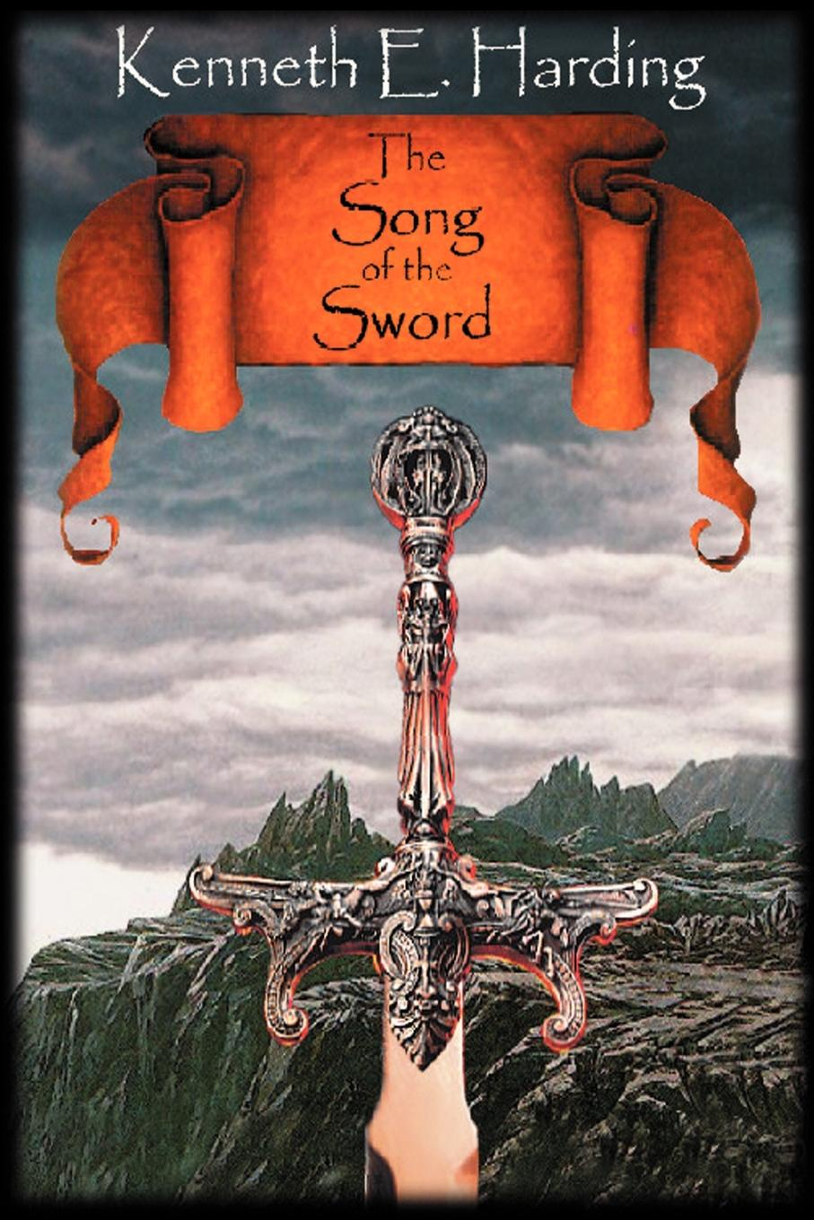 Kenneth Harding The Song of the Sword daughter of the sword