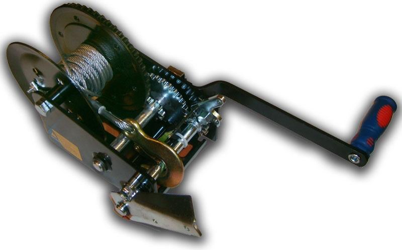 Лебедка Skrab 26457 ремень для грузов skrab 26590