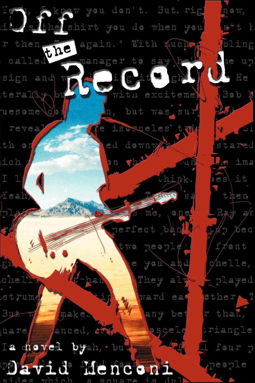 Off the Record. David Menconi