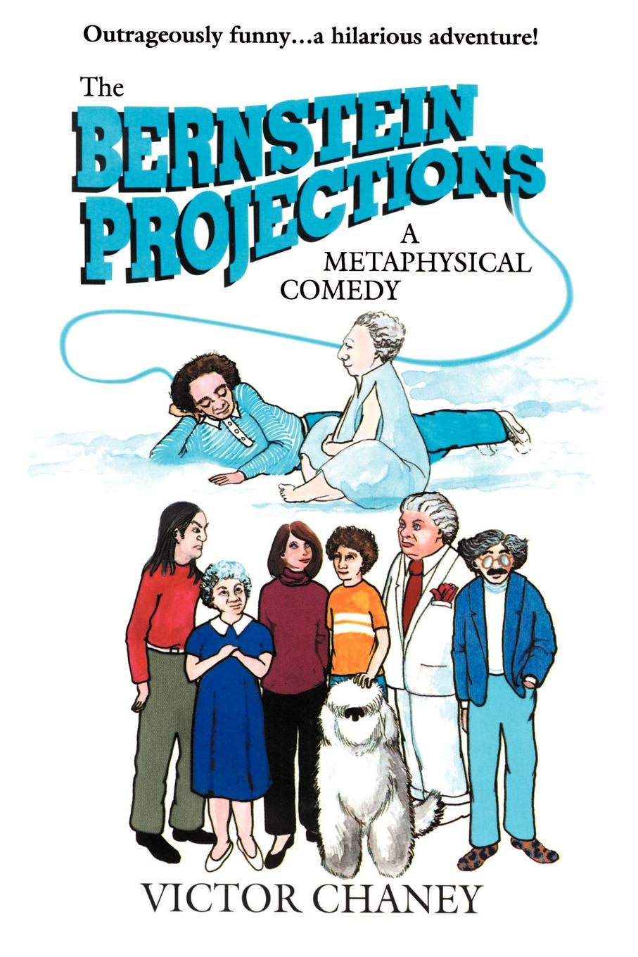 The Bernstein Projections. A  physical Comedy. Victor Chaney