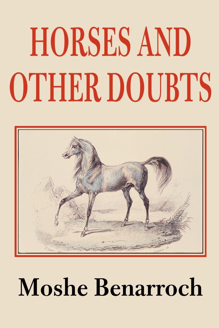 Moshe Benarroch Horses and Other Doubts horses