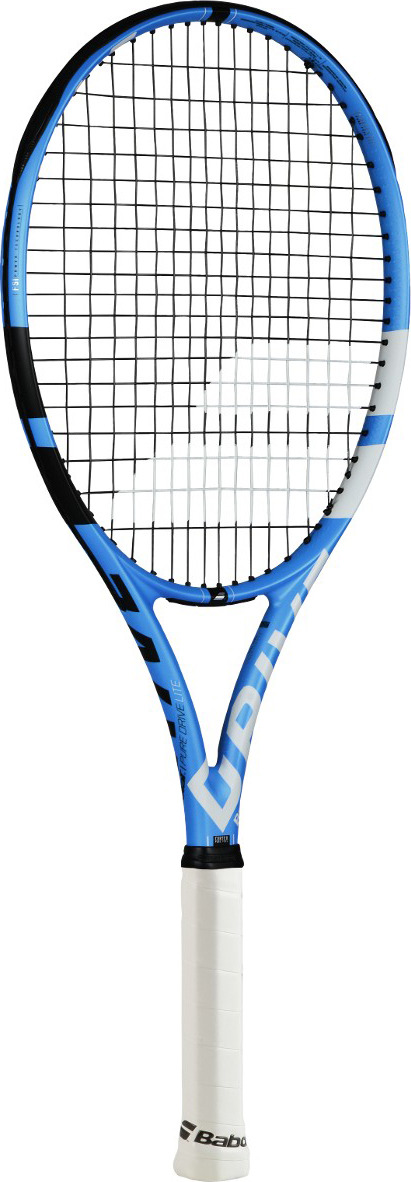 Ракетка для тенниса Babolat Pure Drive Lite, без натяжки, ручка 1, синий