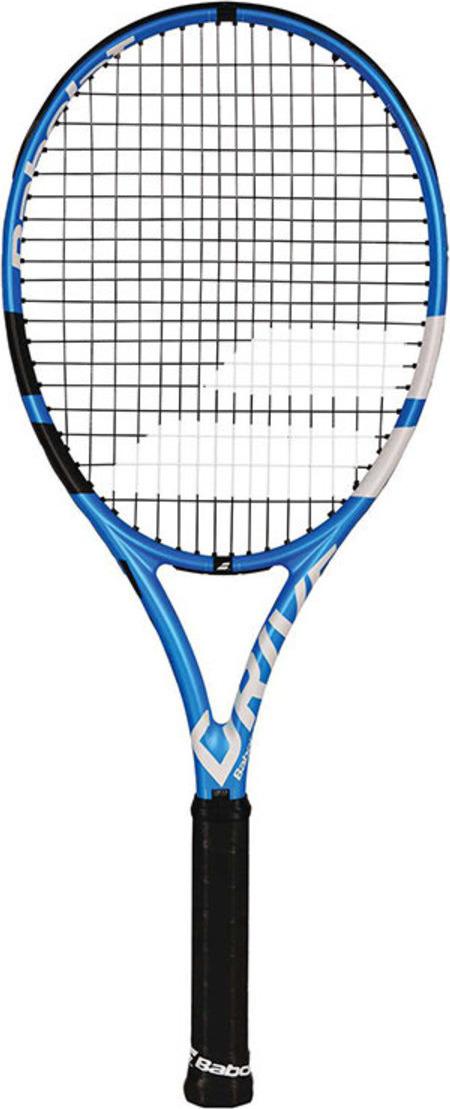 Ракетка для тенниса Babolat Pure Drive Team, без натяжки, ручка 3, синий