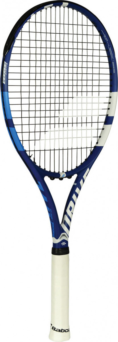 Ракетка для тенниса Babolat Drive G Lite, с натяжкой, ручка 1, синий