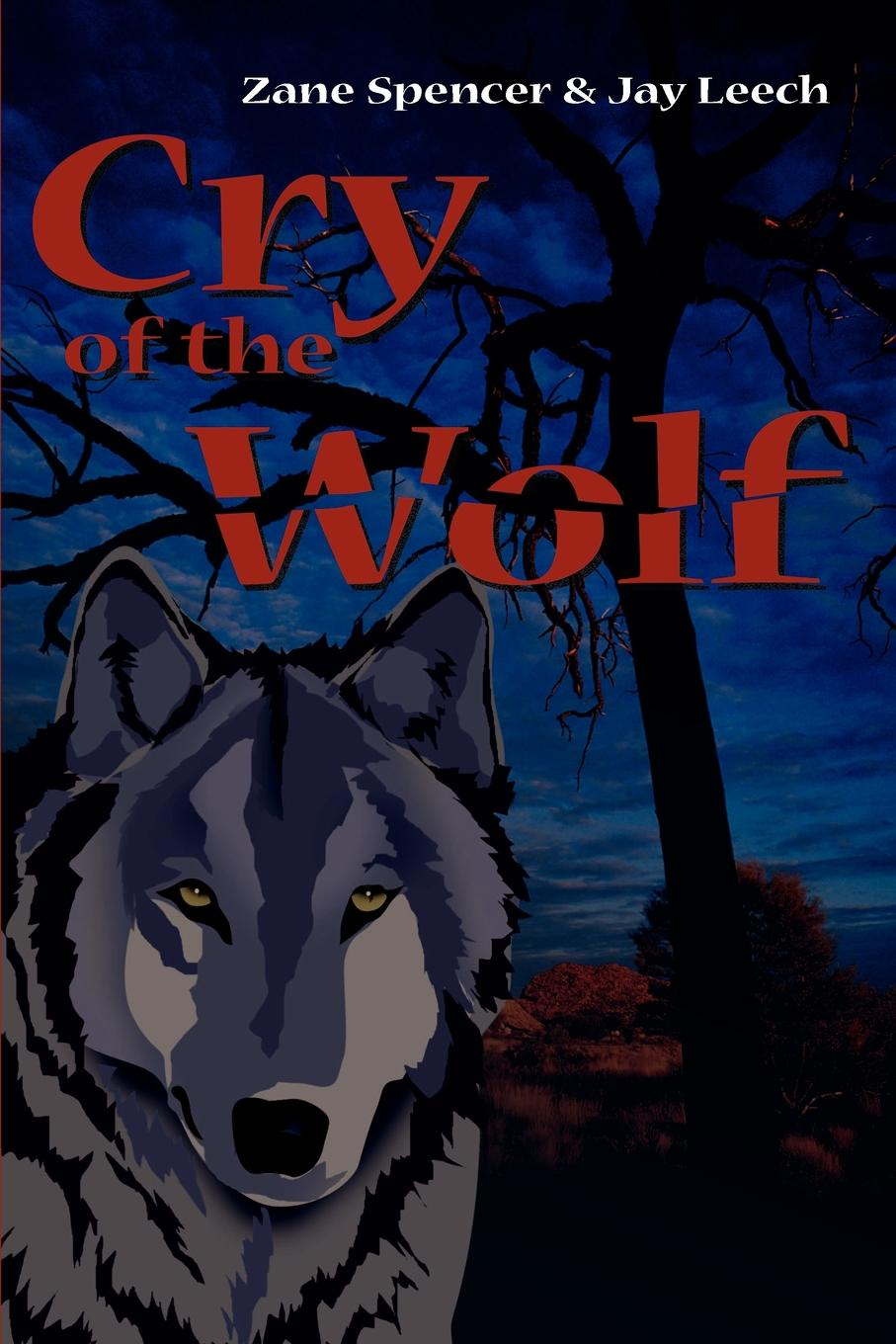 Zane Spencer, Jay Leech Cry of the Wolf wilds of the wolf