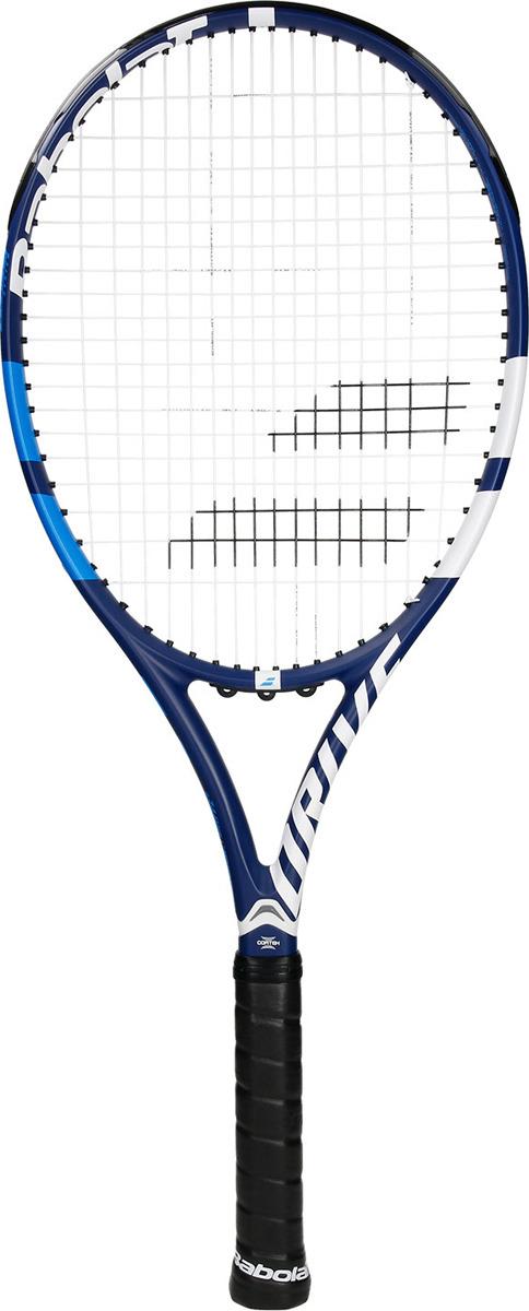 Ракетка для тенниса Babolat Drive G, без натяжки, ручка 2, синий
