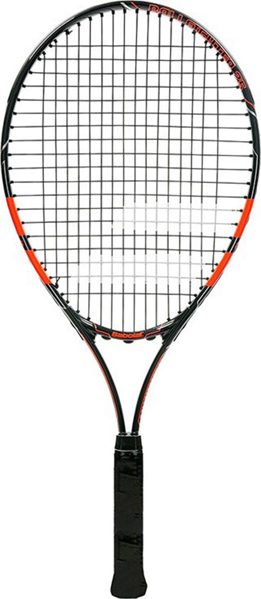 Ракетка для тенниса Babolat Ballfighter 25, ручка 00, черный, оранжевый