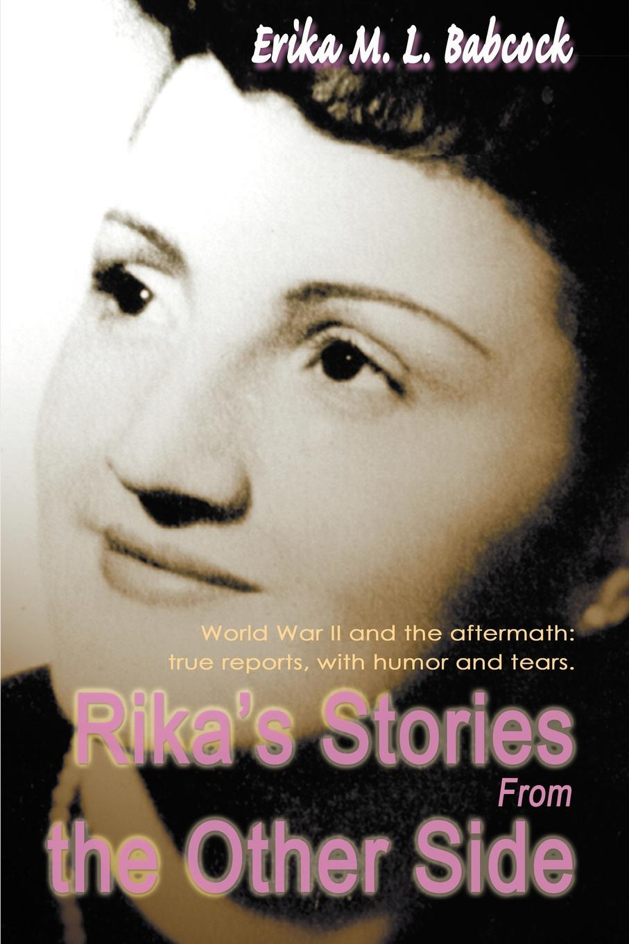 Erika M. L. Babcock Rika's Stories from the Other Side powers m babcock j the brotherhood 1
