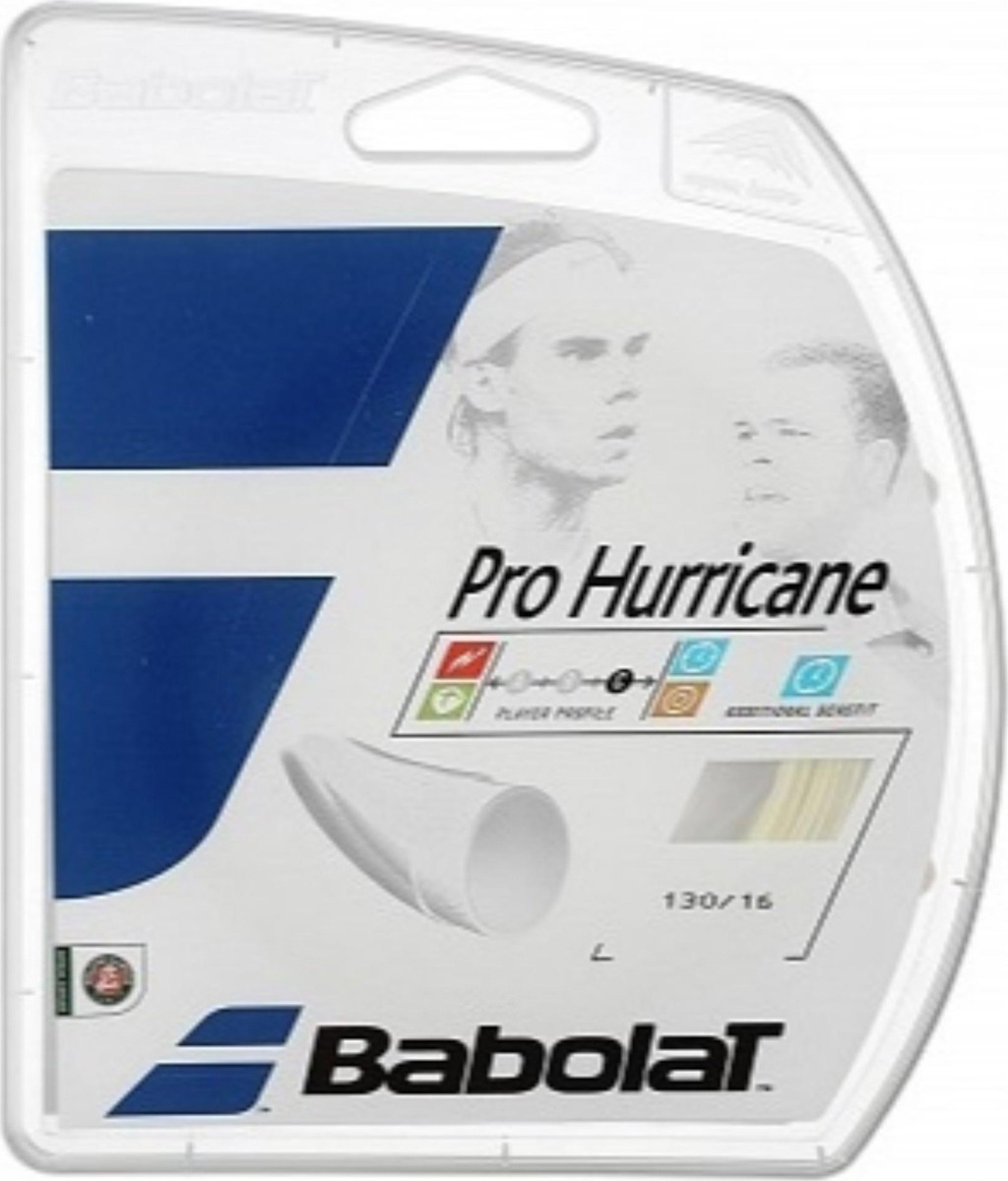 Теннисная струна Babolat Pro Hurricane 125/17, 12 м
