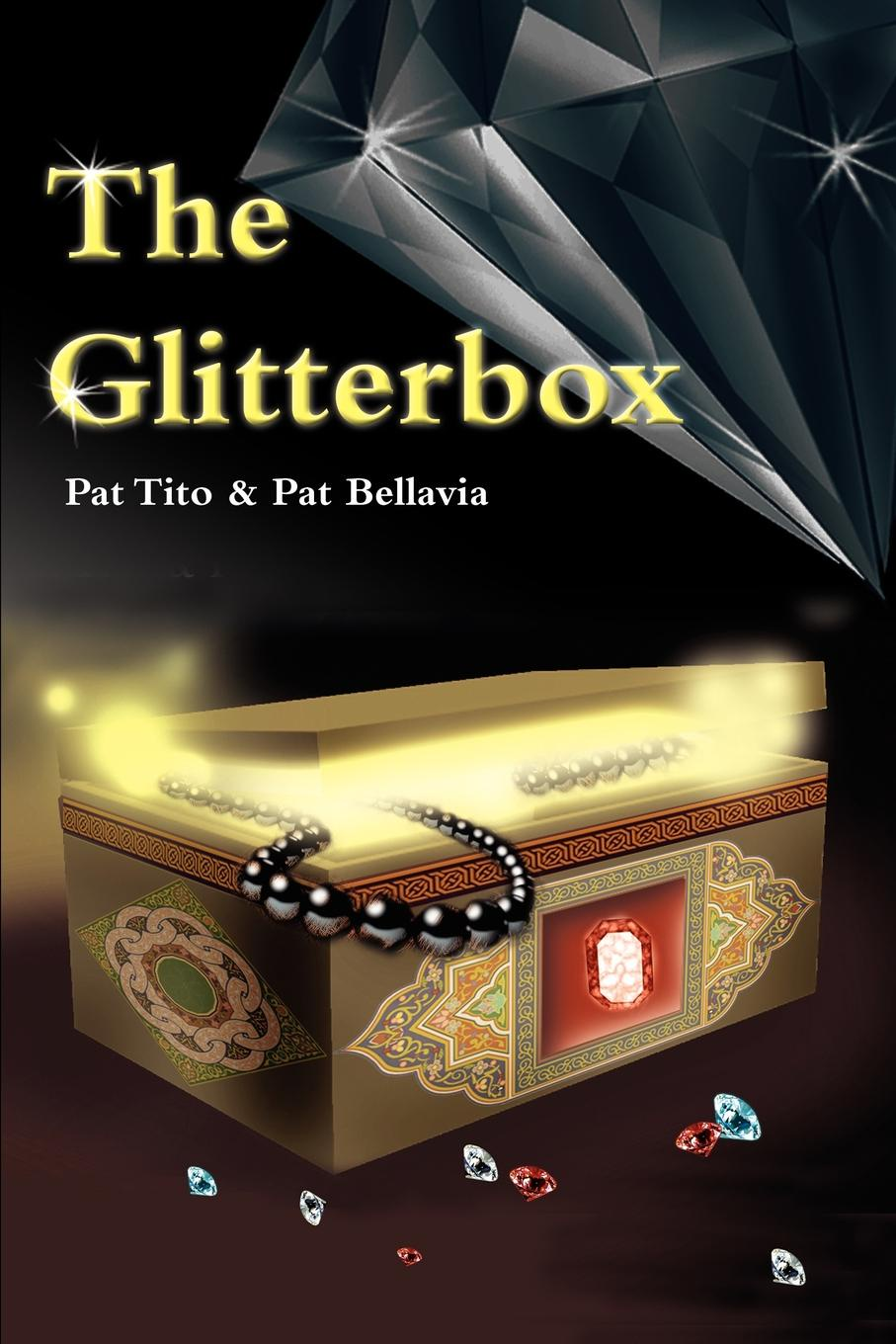 Pat Tito, Pat Bellavia The Glitter Box pat eleanor pat denise and marie ferris for the love of david