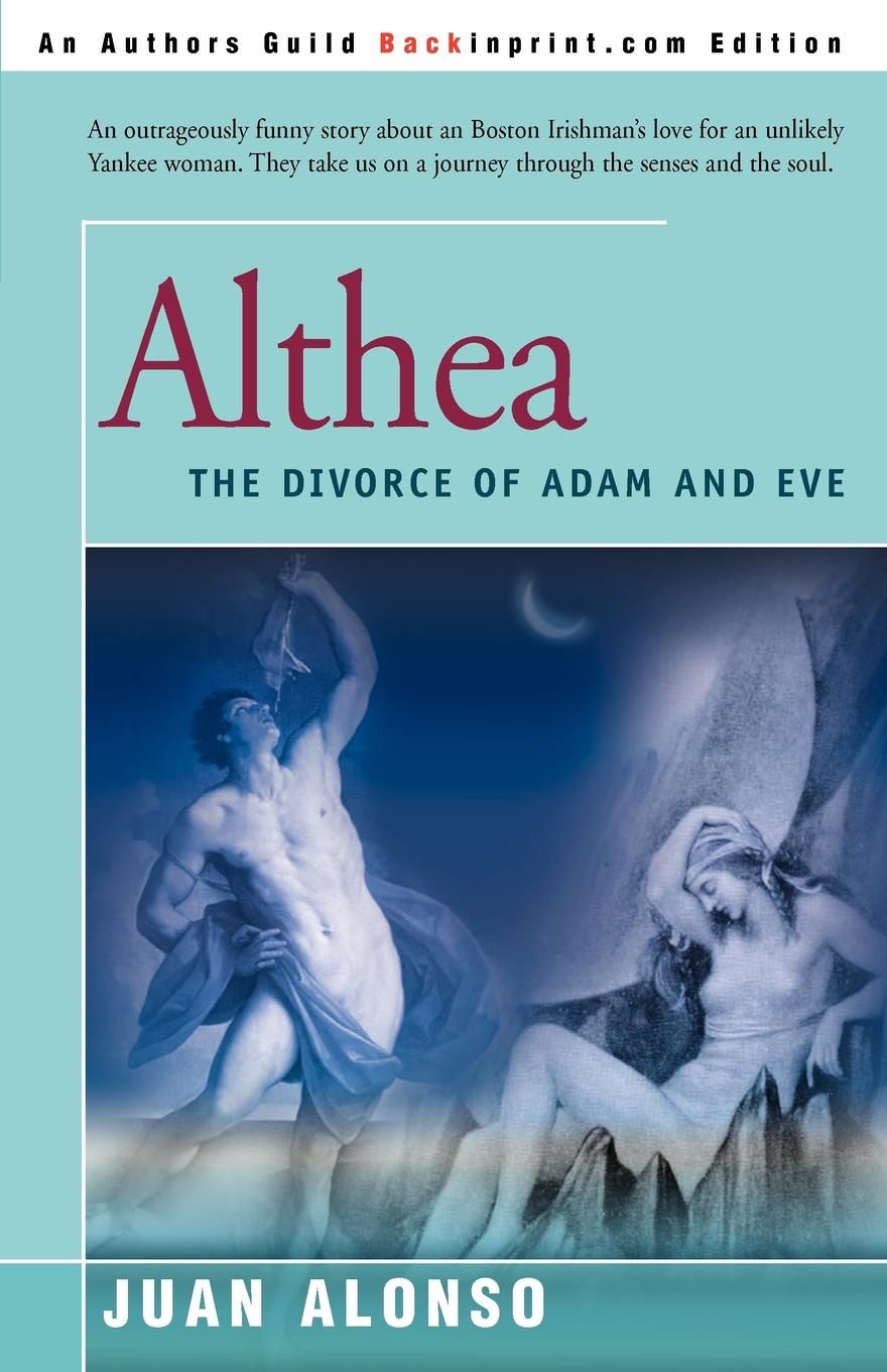 J. M. Alonso Althea. (The Divorce of Adam and Eve) цена и фото