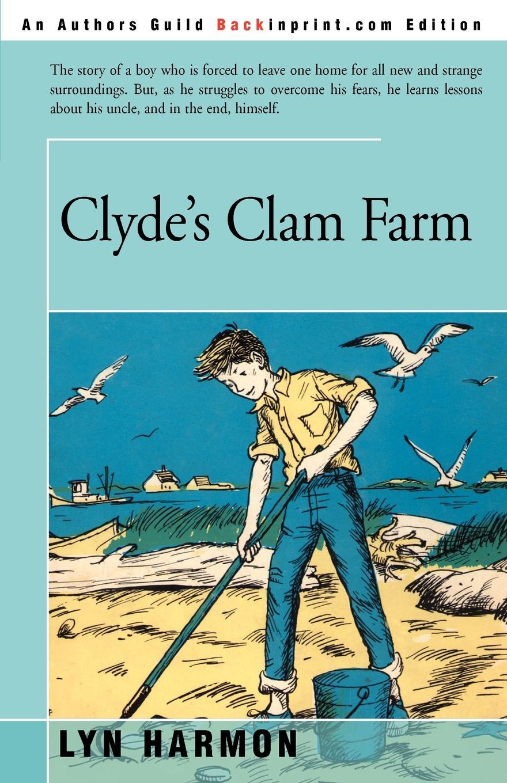 Lyn Harmon Clyde's Clam Farm lyn stone in harm s way