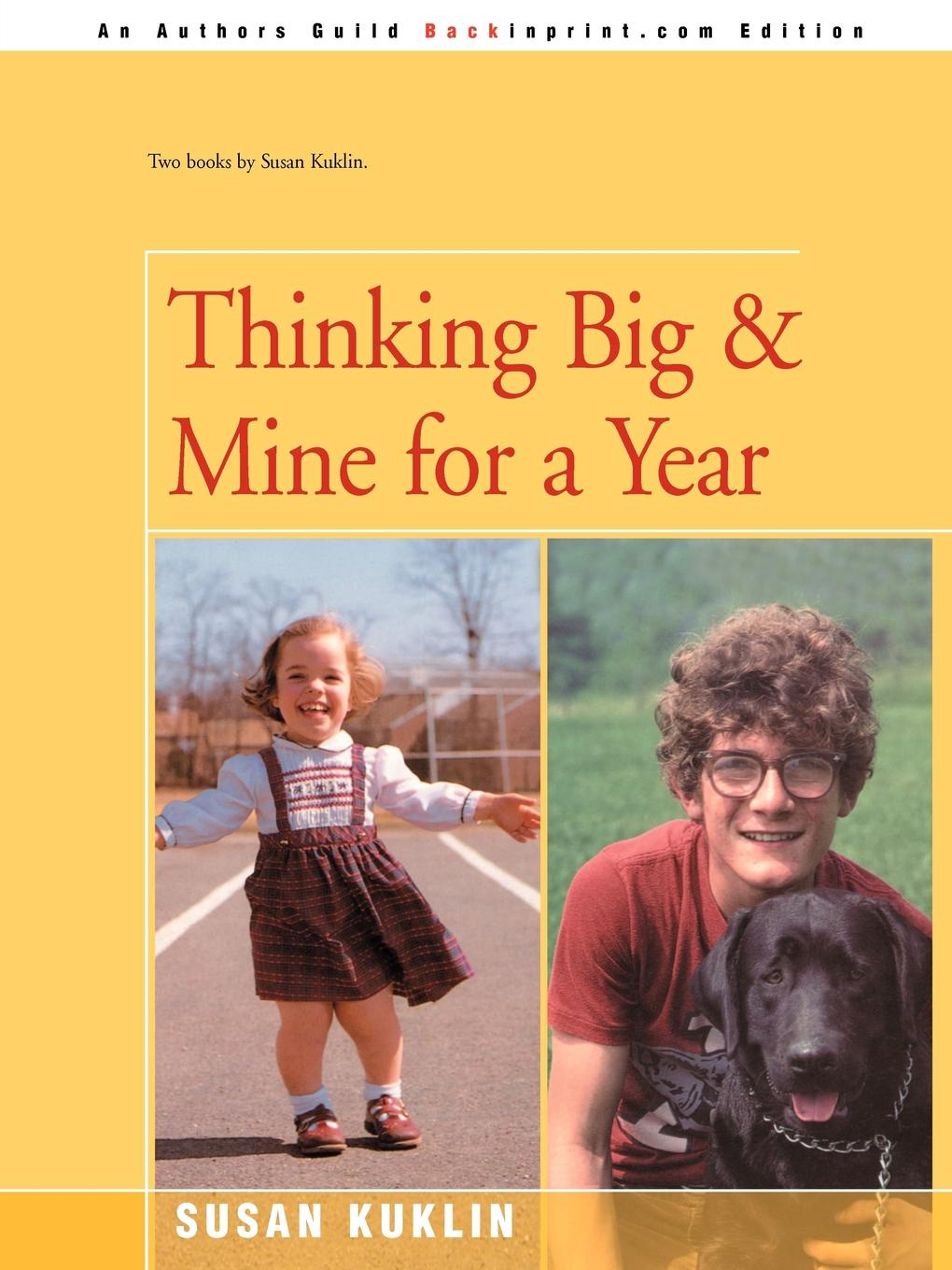Kluklin Thinking Big/Mine for a Year. The Story of a Young Dwarf story of big cities