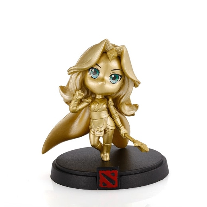 Фигурка Dota 2: Crystal Maiden Gold майка классическая printio dota 2 bloodseeker