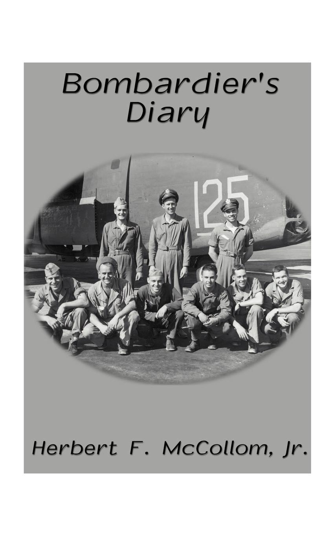Herb Jr. McCollom Bombardier's Diary xuanxuan diary black s
