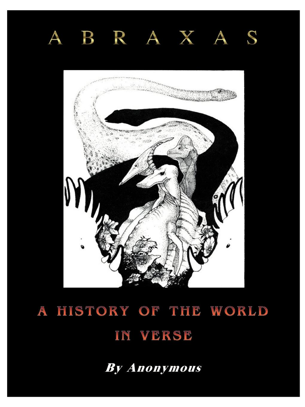 M. l'abbé Trochon Abraxas. A History of the World in Verse