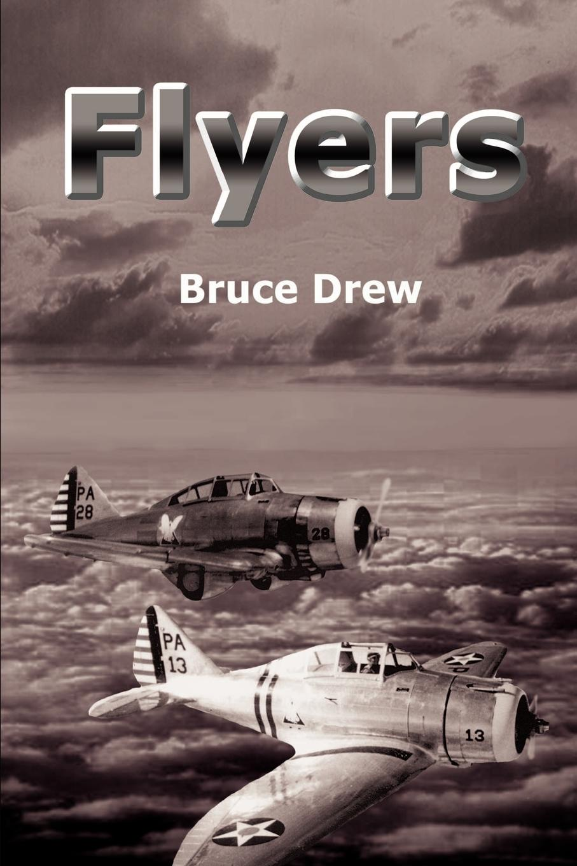 Bruce Drew Flyers richard mousseau sky flyers