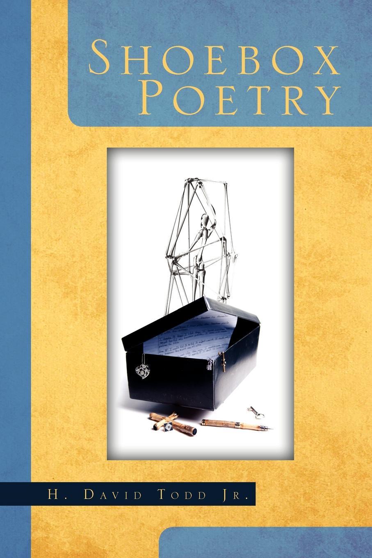 лучшая цена H. David Todd Jr Shoebox Poetry
