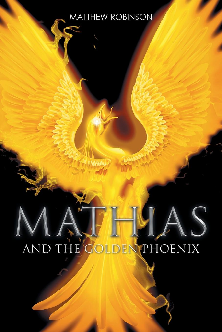 Фото - Matthew Robinson Mathias. And the Golden Phoenix сувениры народности вай dragon and phoenix hp0010